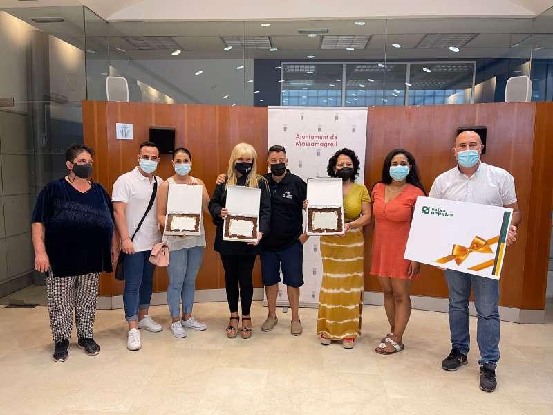 Ganadores de la 6ª edición de la Ruta de la Tapa de Massamagrell