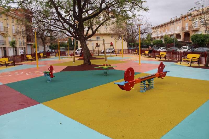 Parc Infantil/EPDA