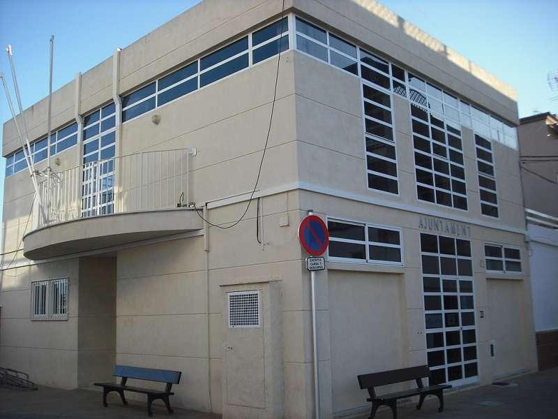 Ayuntamiento de Emperador. EPDA