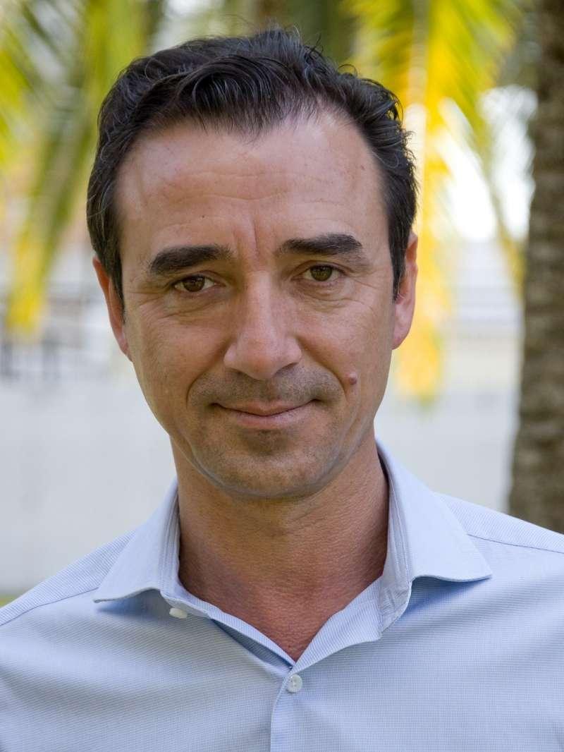 Robert Raga, alcalde de Riba-roja./epda