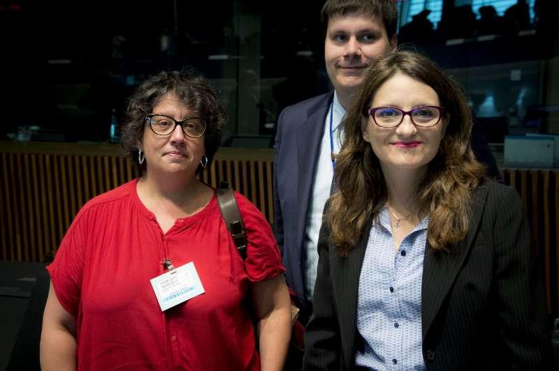 Oltra, en el Consejo de Empleo, Asuntos Sociales y Protección de los Consumidores de la UE