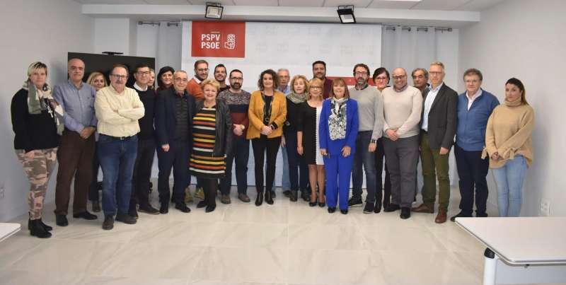 PSPV- PSOE València. -EPDA