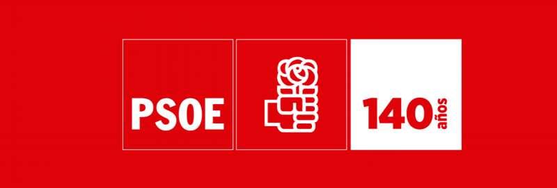 Logo PSOE