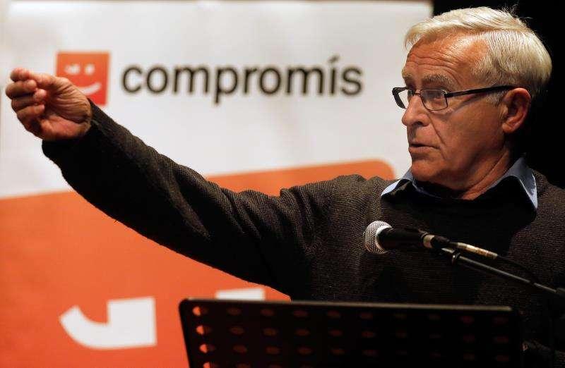 El alcalde de València y miembro de Compromís, Joan Ribó. EFE/Archivo