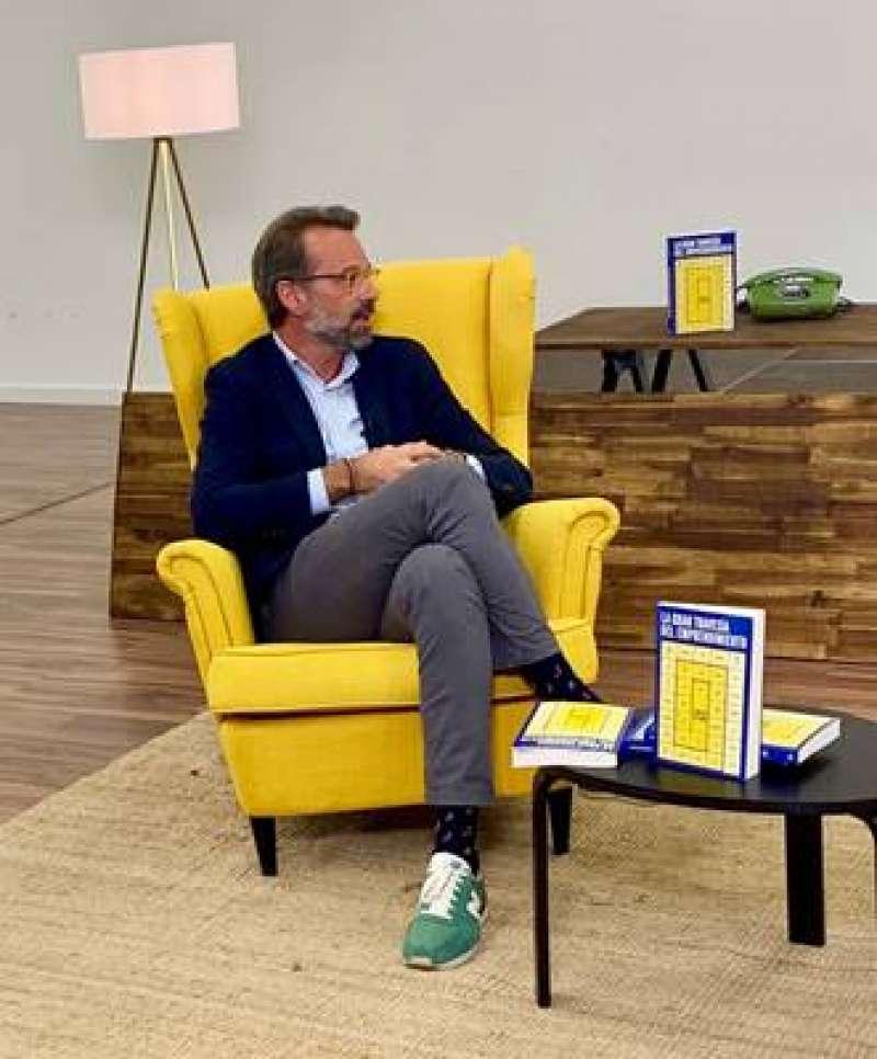 Fran Estevan, cofundador y CEO de INNSOMNIA. / EPDA