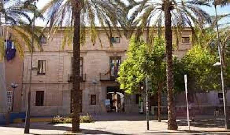 El Ayuntamiento de Catarroja. EPDA