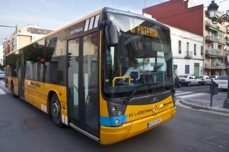 autobus llançadera a Paterna