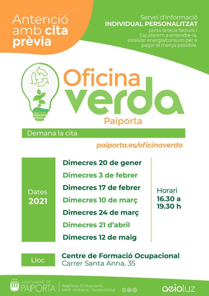 Oficina Verde. EPDA