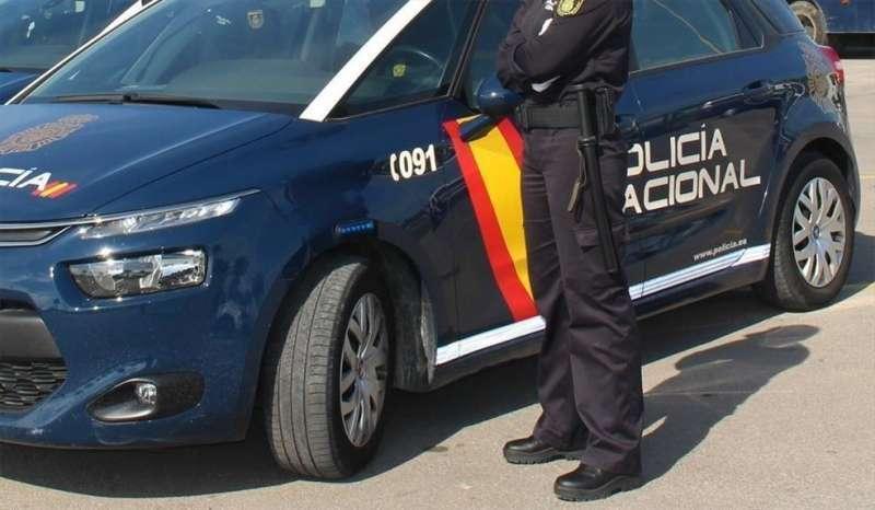 Imagen de una patrulla de policía.