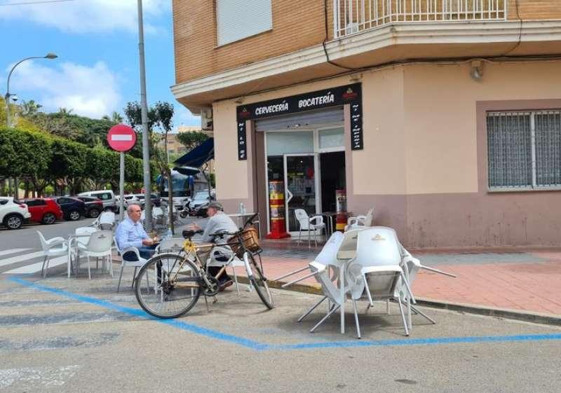 Un local de hostelería en Albal. EPDA