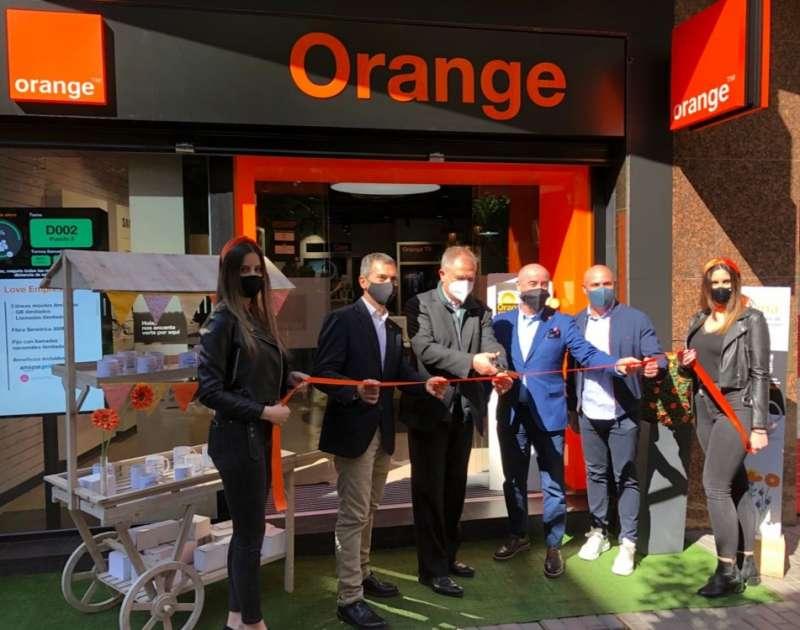 Inauguración de la Smart Store. EPDA.