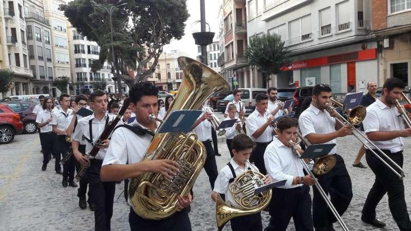 Banda de música/EPDA