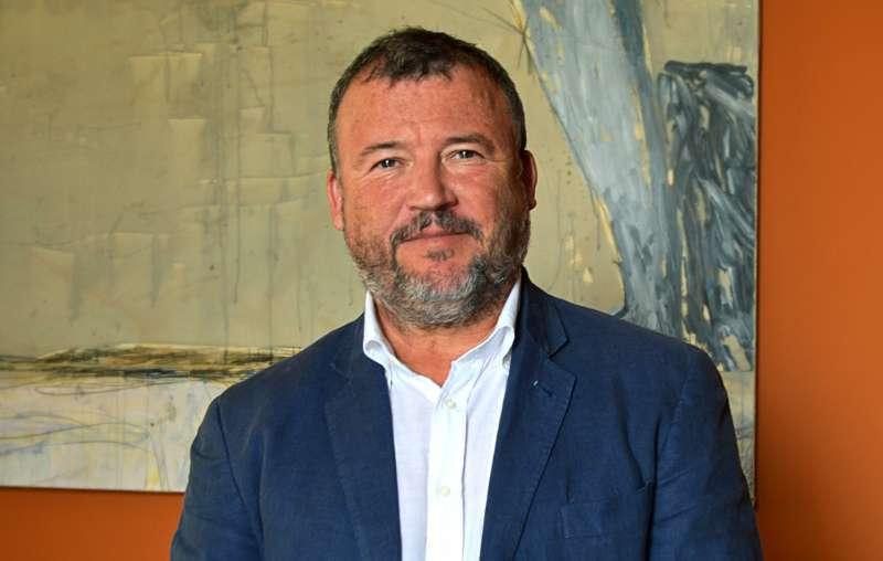 Quico Fernández, ex alcalde de Sagunt.