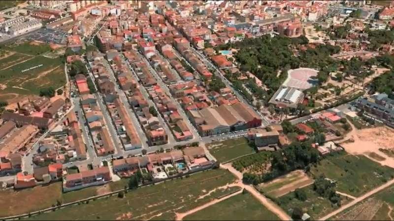 Panoràmica del municipi. / EPDA