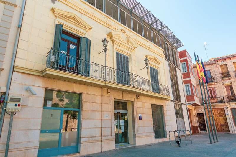 Foto archivo Ayuntamiento Massamagrell