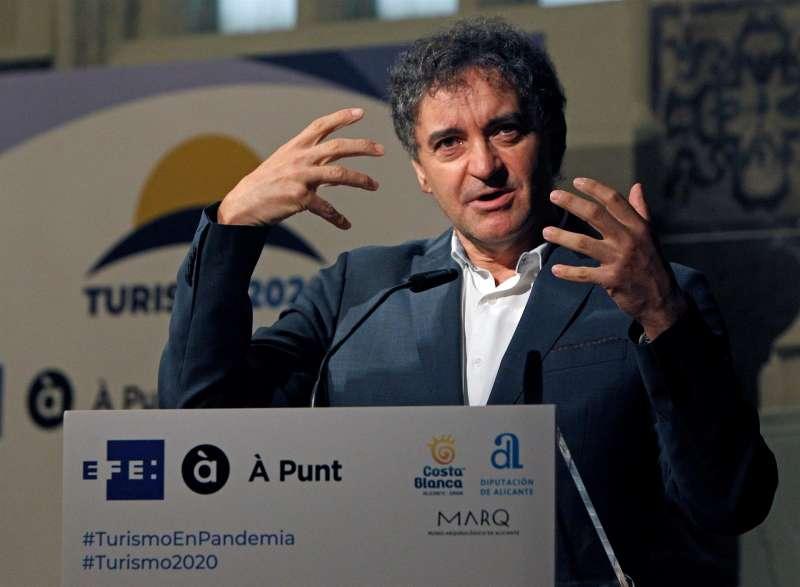 Francesc Colomer. EFE
