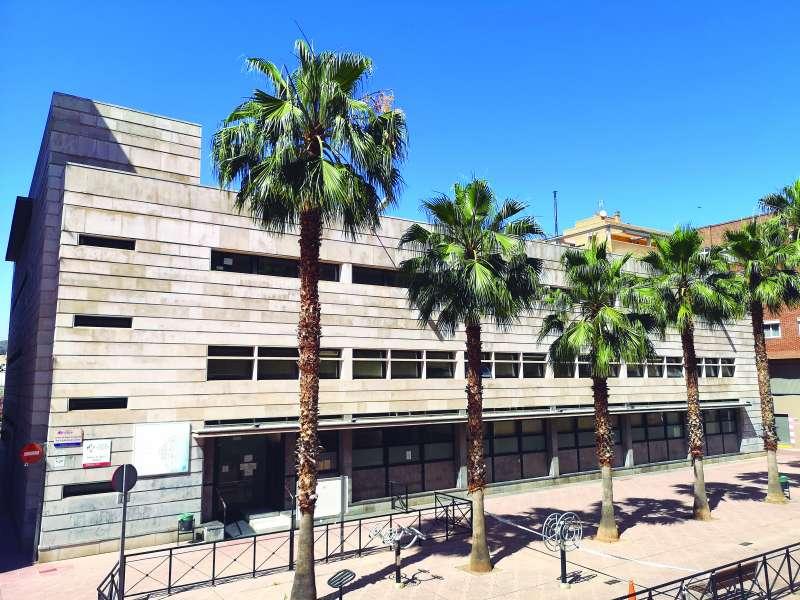Centro de Salud de Sagunt.