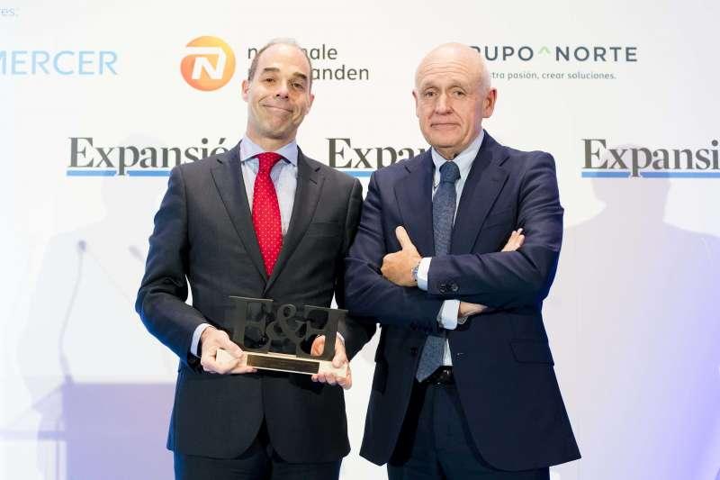 Foto Premio Innovación en Recursos Humanos. EPDA