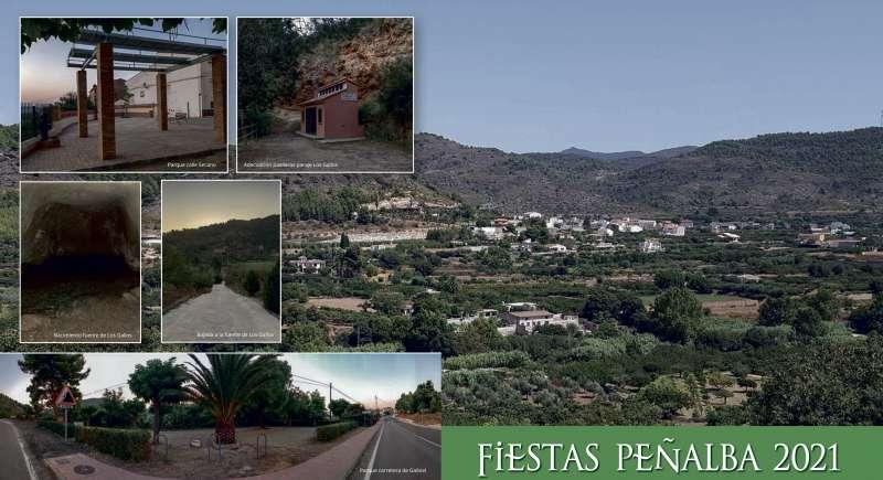 Fiestas en Peñalba