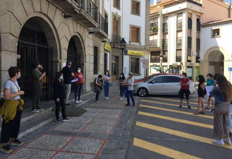 El Ayuntamiento de Viver va recuperando su pulso