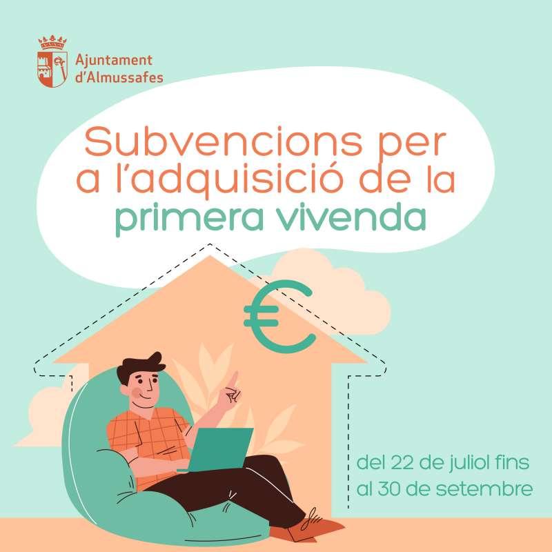 Cartell campanya subvencions./EPDA