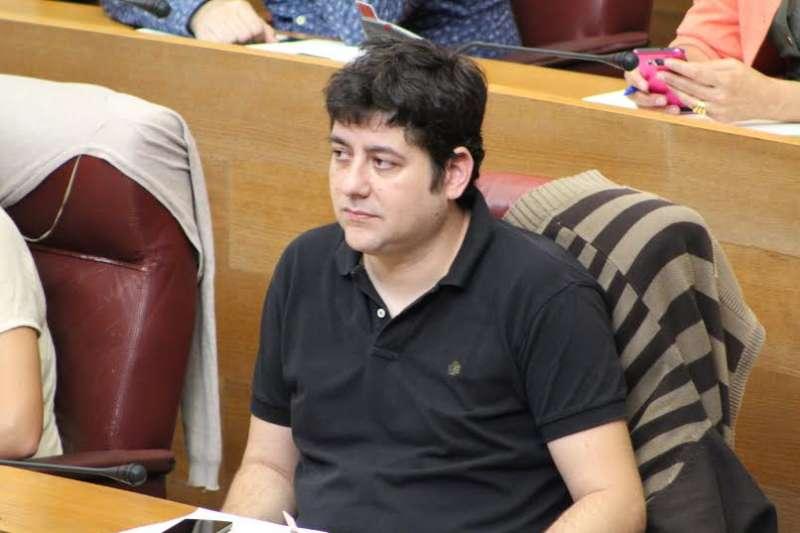 El diputat de Compromís en les Corts, Josep Nadal