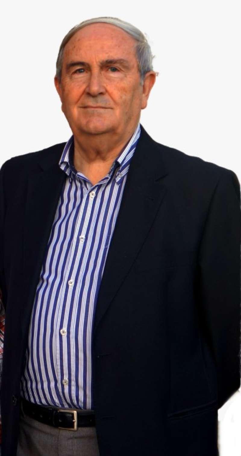 El cronista oficial de Algar, Josep Catalunya. / EPDA