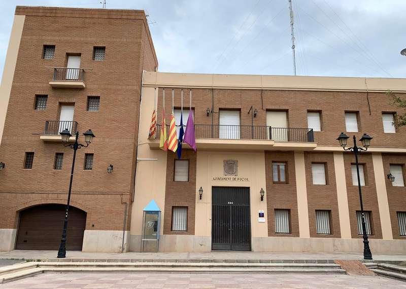 Ayuntamiento de Puçol. EDPA.