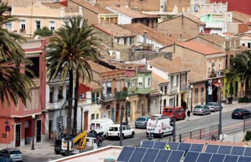 Barrio del Cabanyal