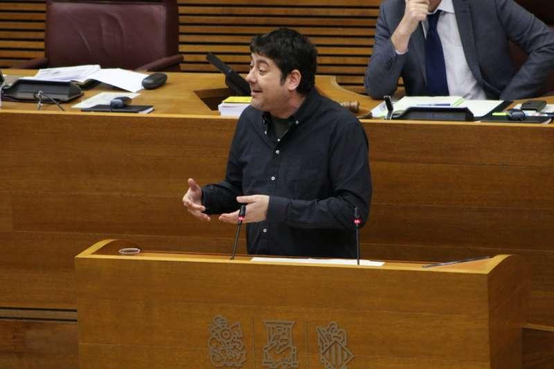 El diputat de Compromís, Josep Nadal