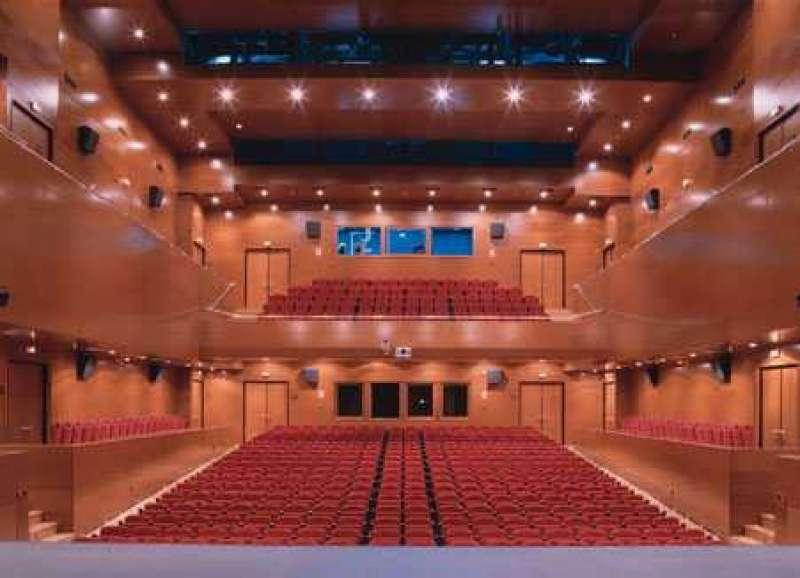 Gran Teatro de Paterna. EPDA