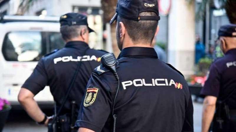 Policía.EPDA