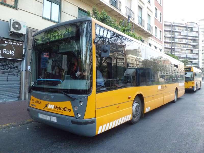 Autobús de linea