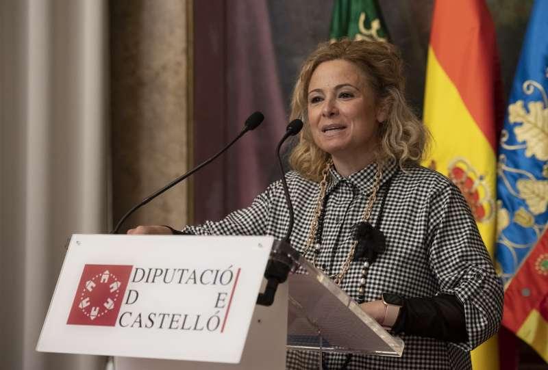 Virginia Martí, diputada de Turismo