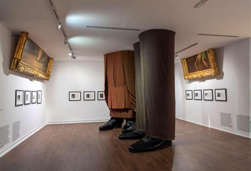 Imagen facilitada por la Generalitat de la exposición