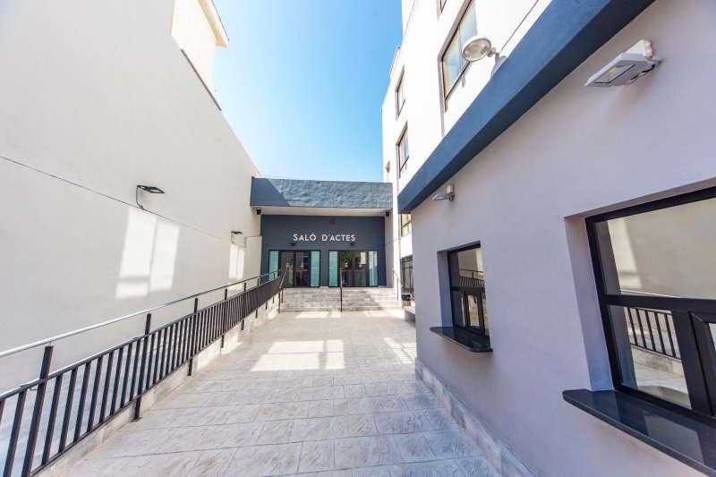 Casa de la Cultura Cullera./EPDA
