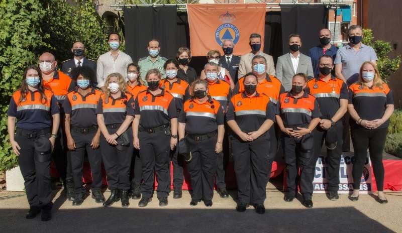 Agrupació de Voluntariat de Protecció Civil d