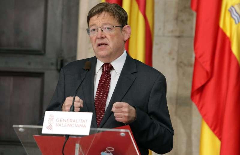 Ximo Puig. EFE.