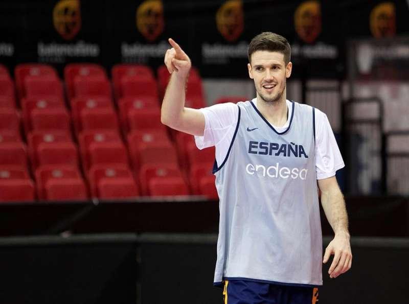 López-Aróstegui de la Selección española