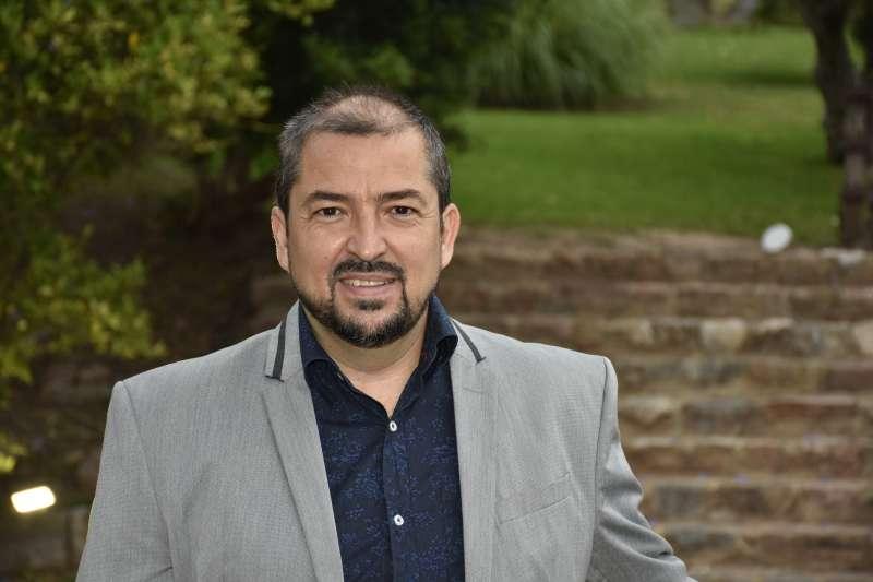 Pere Valenciano, director de El Periódico de Aquí. / Plácido González