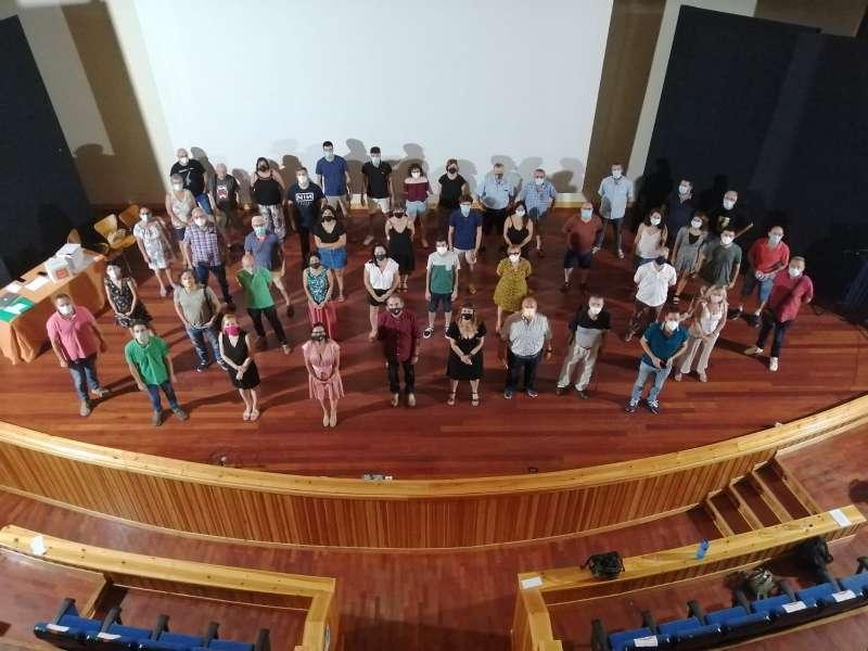 Congrés comarcal en Albalat dels Sorells