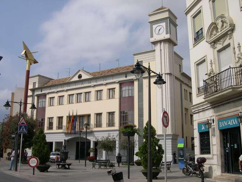 Ayuntamiento de Quart de Poblet