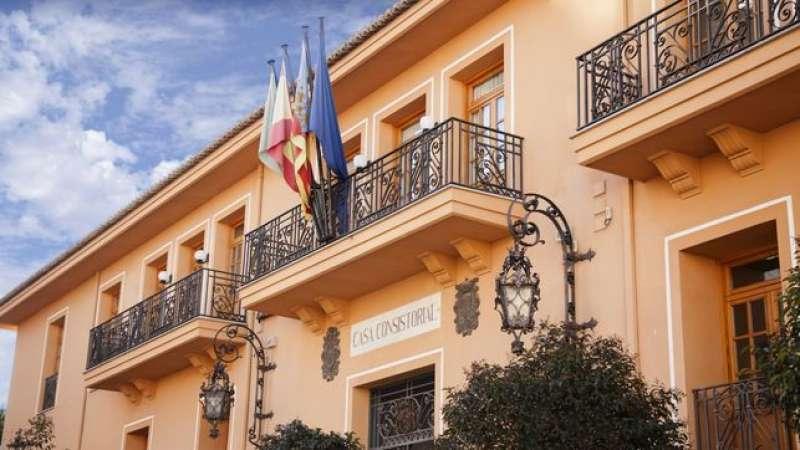 Ayuntamiento de Requena. EPDA.