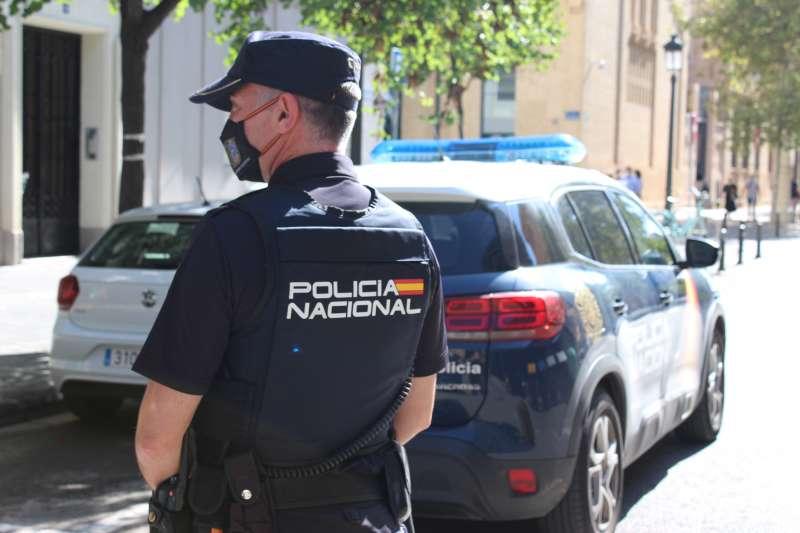 Agente de la Policía Nacional / Archivo