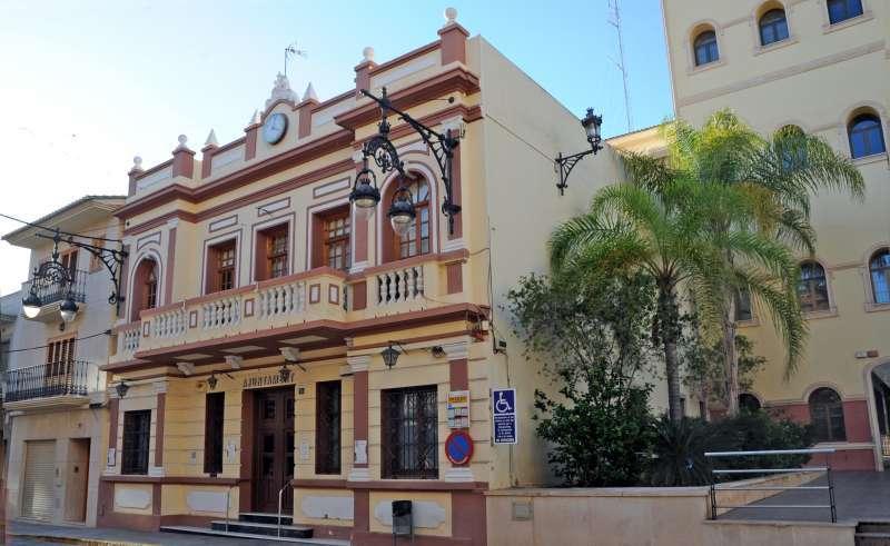 Ayuntamiento de La Pobla de Vllbona