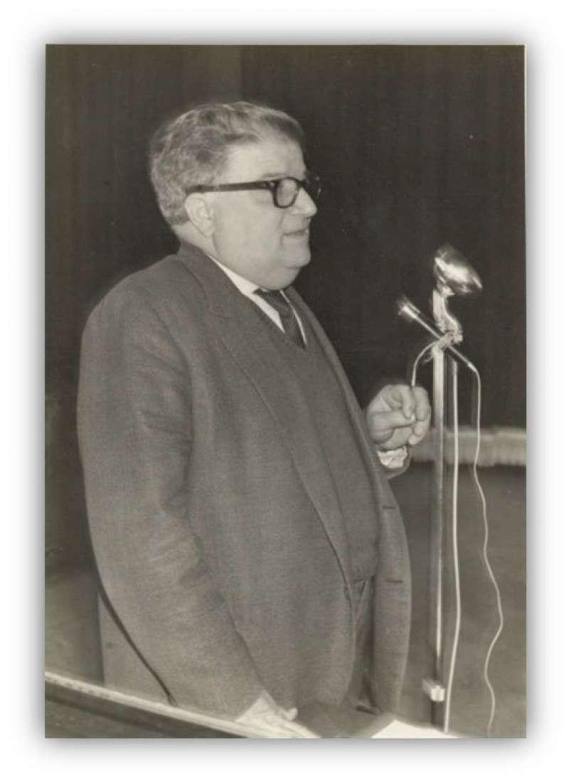 Pérez Contel en una imagen de archivo. EPDA.
