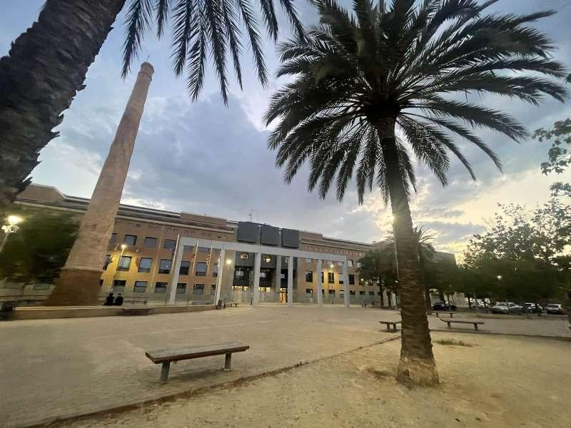 Campus en Alfara del Patriarca