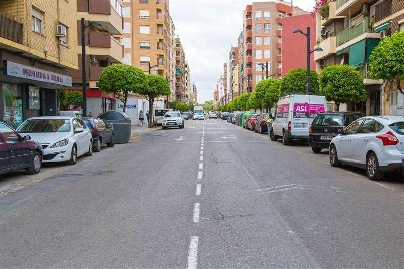 Avenida Blasco Ibañez de Mislata. EPDA