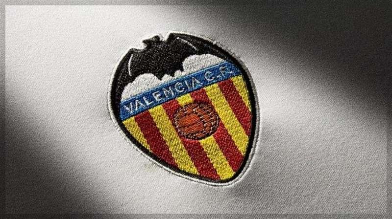 Logo del comunicado del Valencia CF.