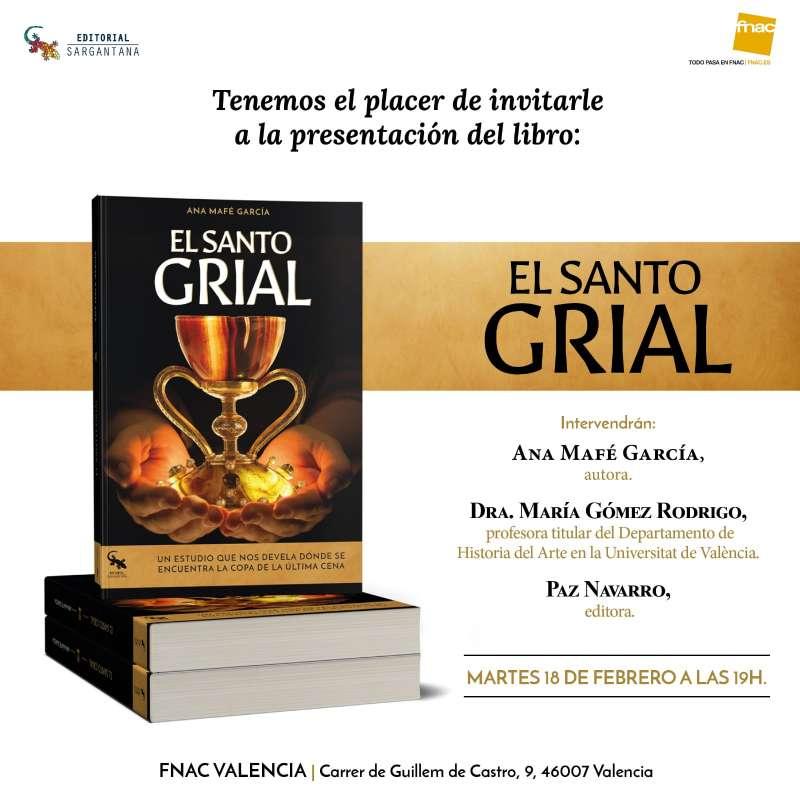 Libro sobre el Santo Grial. EPDA